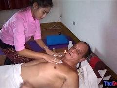 pénisz masszázs Thaiföld