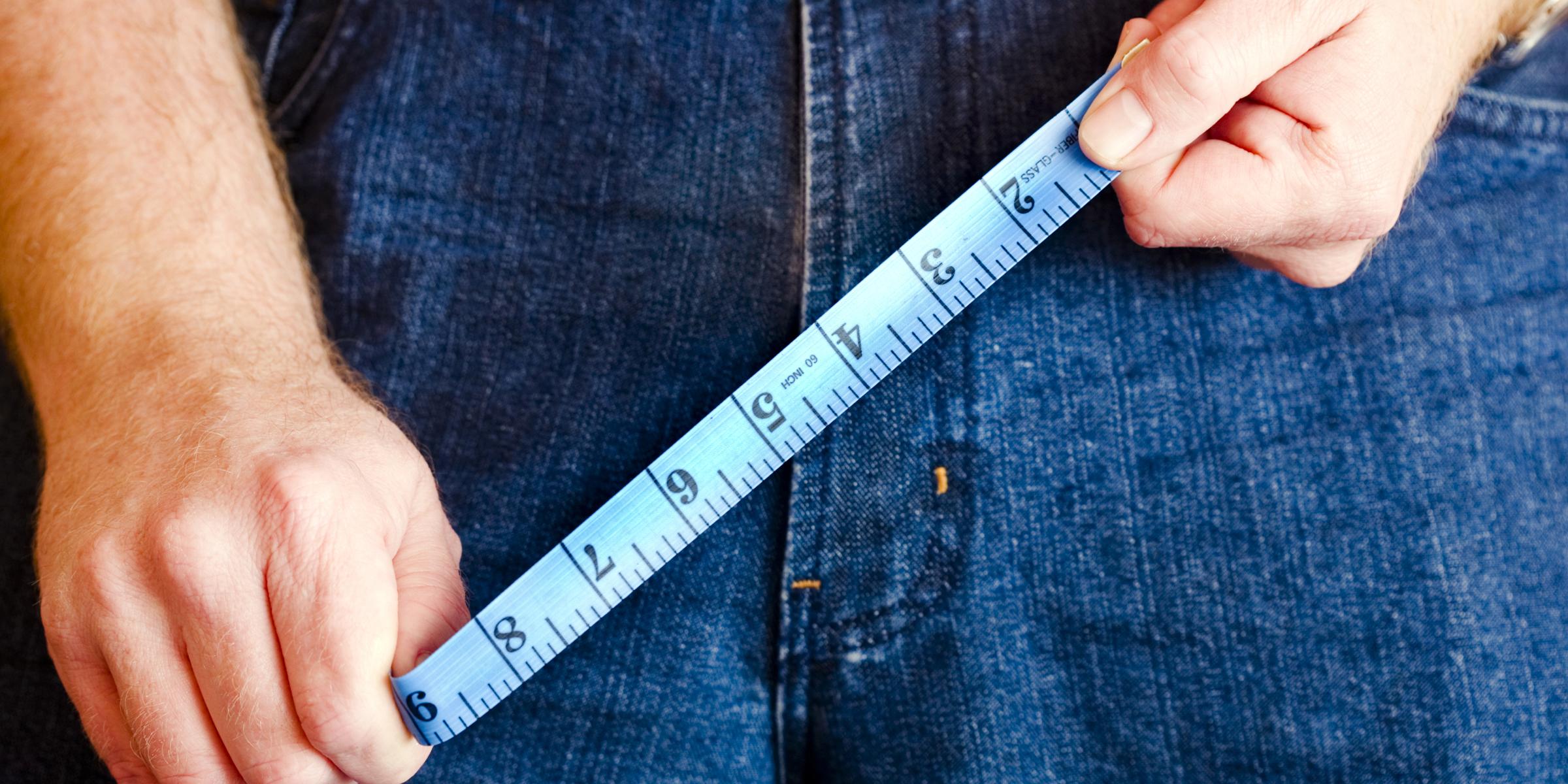 Új adat az elernyedt pénisz átlagos hosszáról