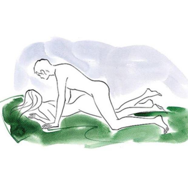 mély behatolási pozíciók kis péniszzel