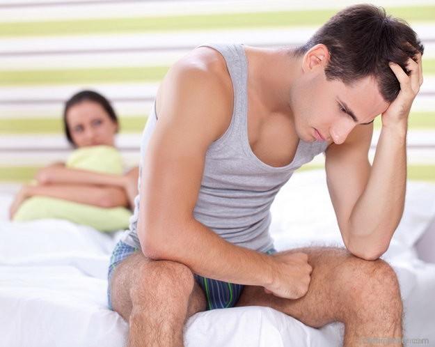 az erekció csökkenése a magömlés után
