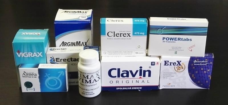 a férfiak erekcióját fokozó gyógyszerek