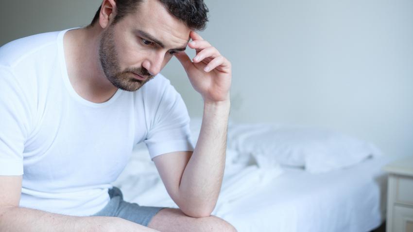 miért vannak problémák az erekcióval a férfiaknál