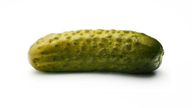 uborka, mint a pénisz