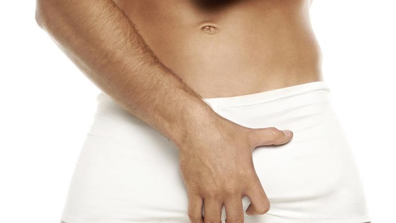 erekció során a pénisz kissé megnő