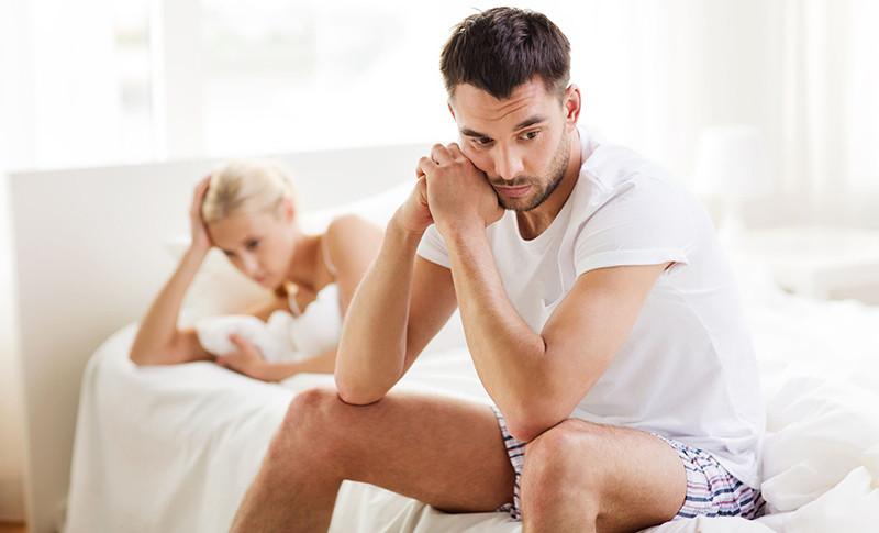 lassú erekció prosztatagyulladással