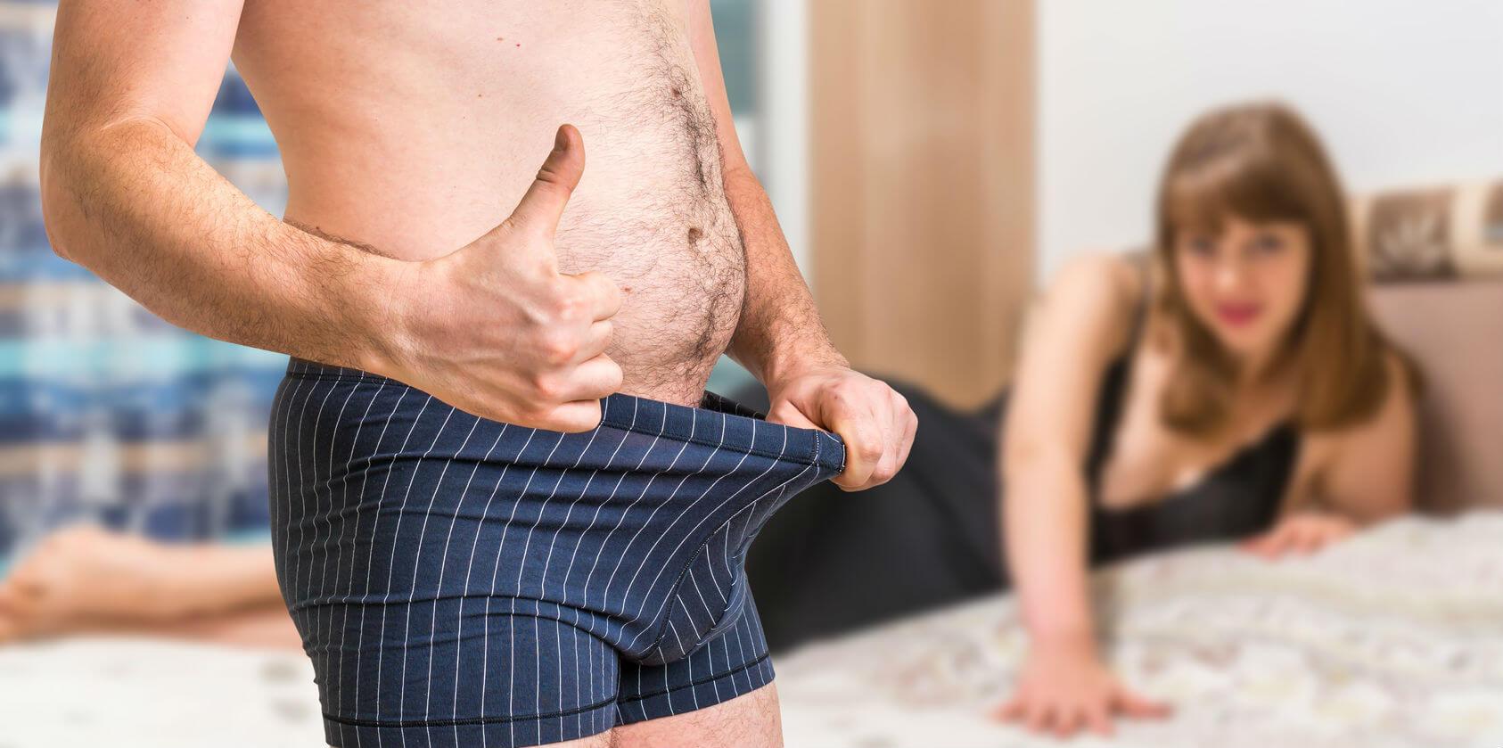 erekció csökkenése)