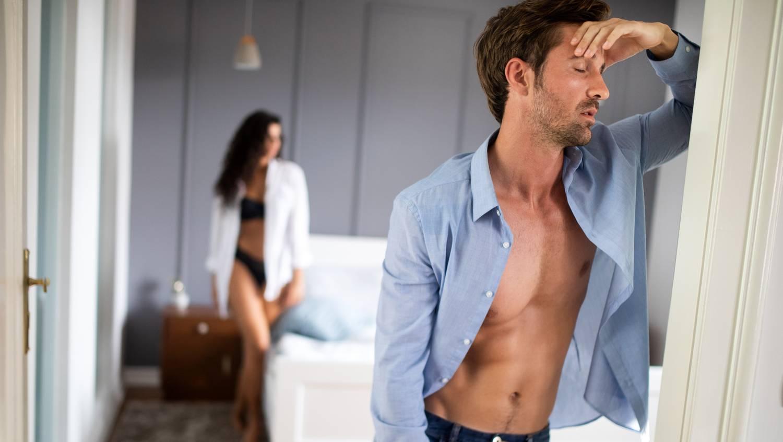 miért vannak a férfiaknak merevedési problémái)