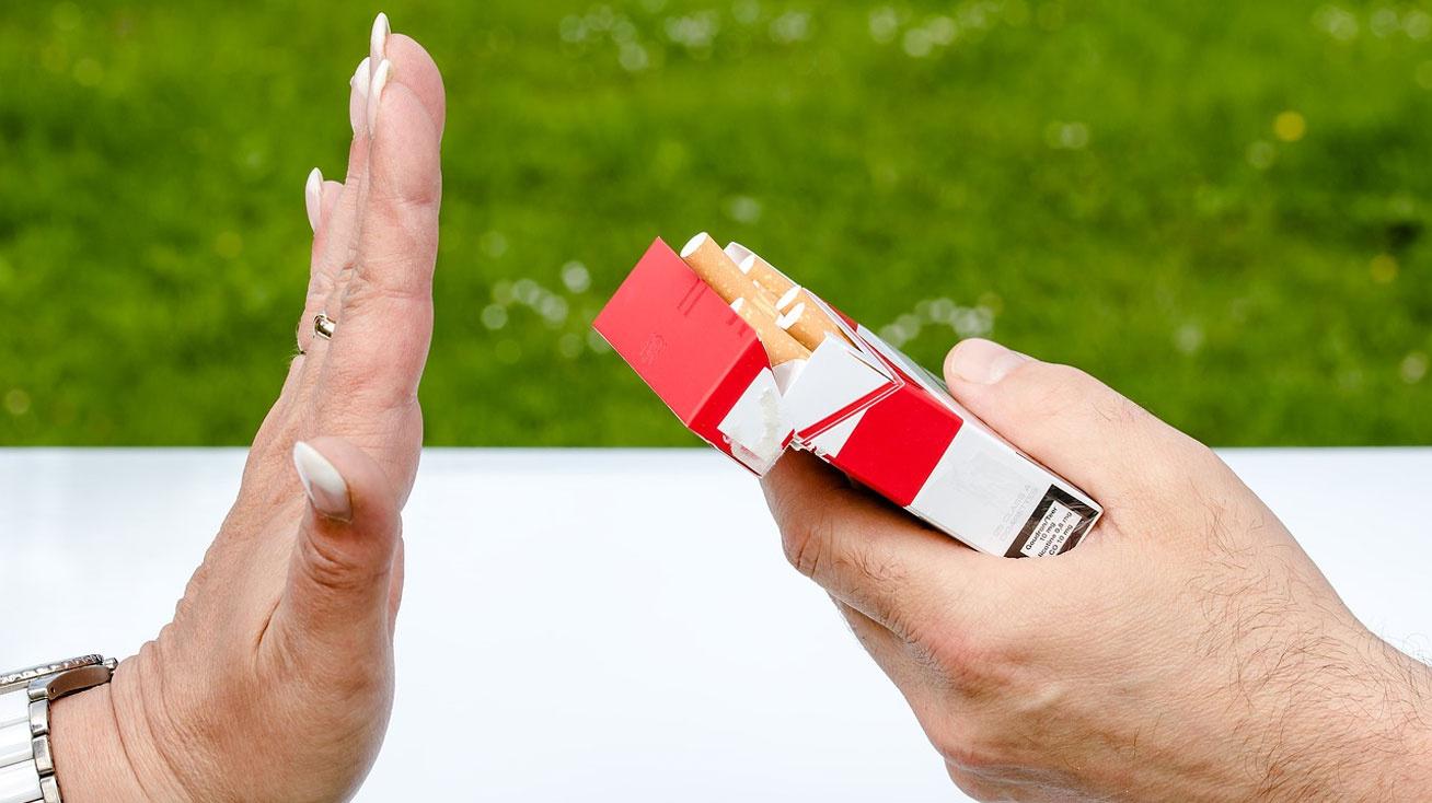 a dohányzásról való leszokás javult férfi erekció éjjel