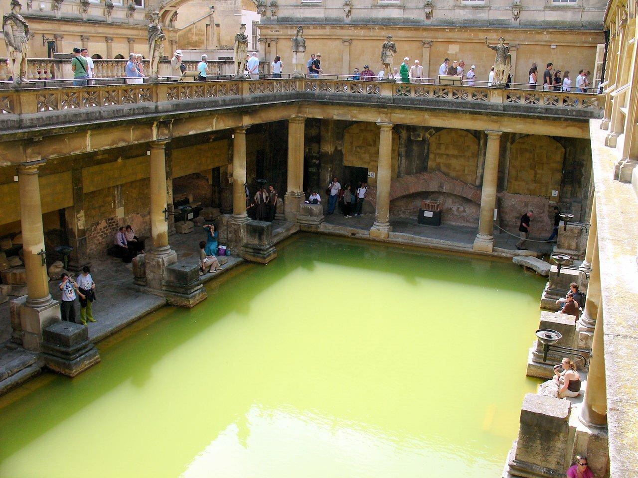 Így működtek a tisztasági fürdők Budapesten | PestBuda