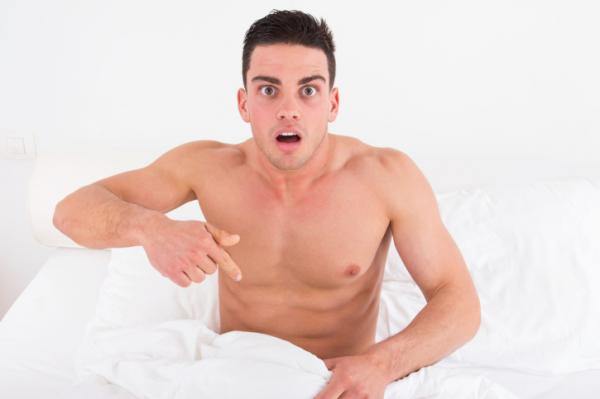 a férfiaknak különböző a péniszük)