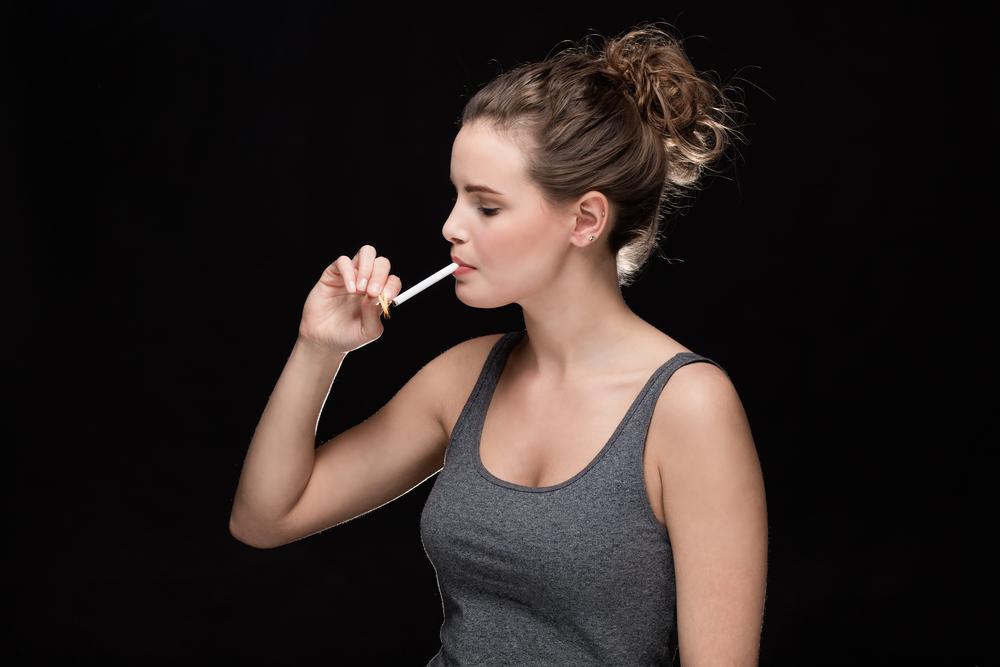 a dohányzásról való leszokás javult)