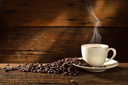 A kávé növeli a merevedés mértékét