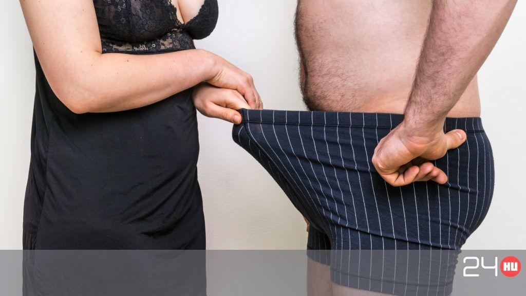 milyen péniszre van szükségük a nőknek egy férfinak merevedési problémái vannak