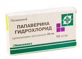 papaverin-hidroklorid erekcióhoz)