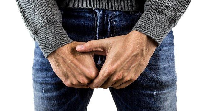 az erekció legkisebb tagja a férjének rossz az erekciója