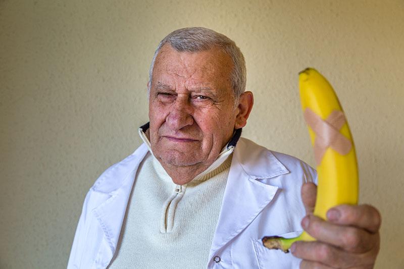 hogyan befolyásolja a banán az erekciót