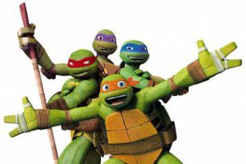 pénisz tizenéves mutáns ninja teknősök)