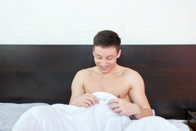 Az erekció hiánya súlyos problémára is utalhat