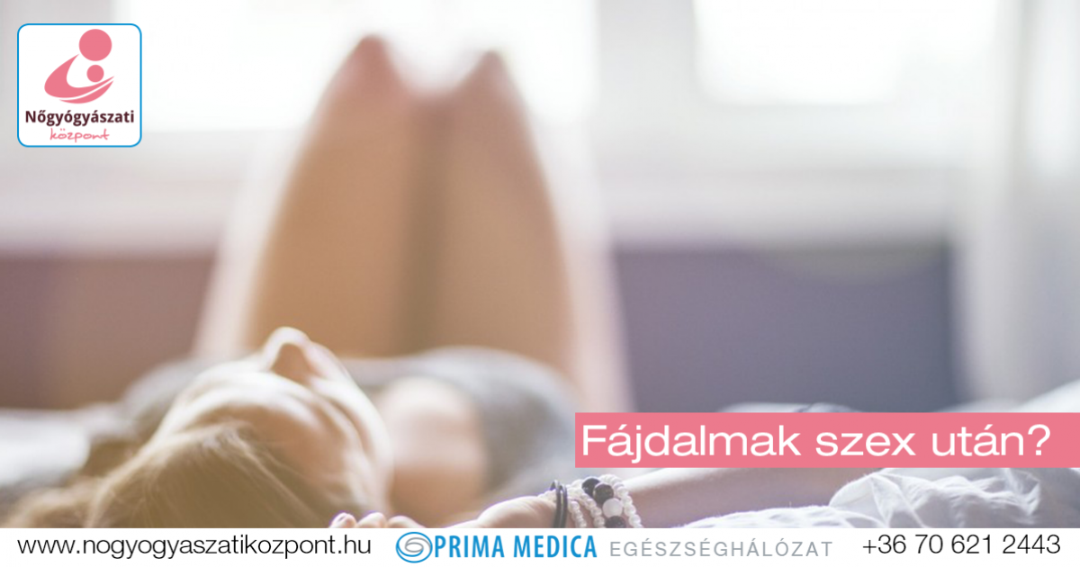erekció után jelentkező fájdalom a perineumban)