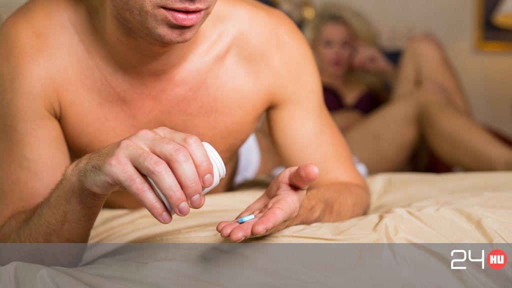 gyógyszer az erekció javítására