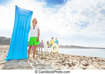 fiúk pufók a tengerparton erekció 65 évesen