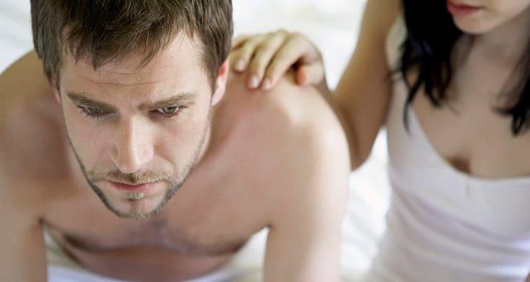 mit kell tenni, ha az erekció rossz)
