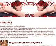 Erotikus masszázs Budapest - Erotic Massage in Budapest - Háznál
