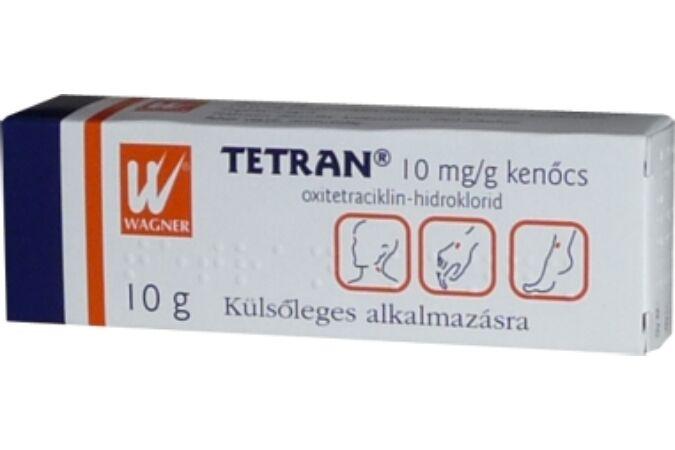 tetraciklin pénisz kenőcs)