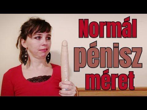 vicces péniszméret