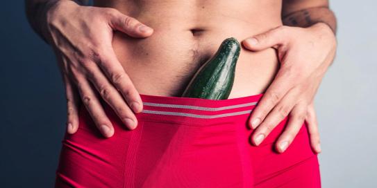 a férfiaknak bujkáló péniszük van)