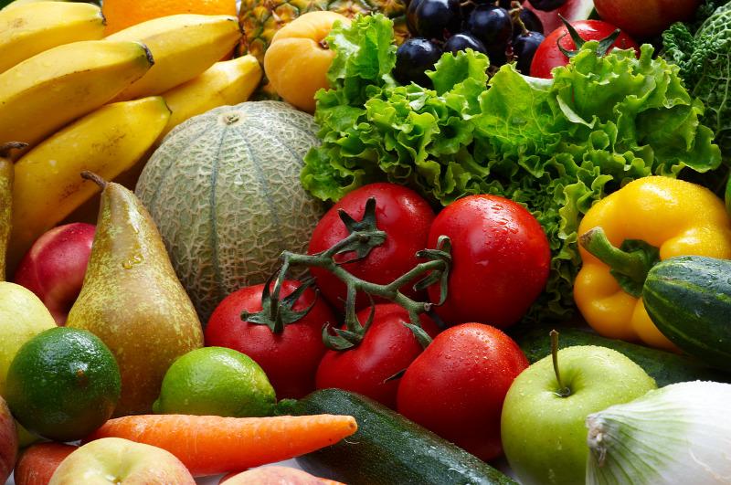 gyümölcsök és zöldségek a férfiak erekciójához