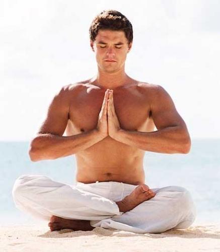 jóga és potencia erekció