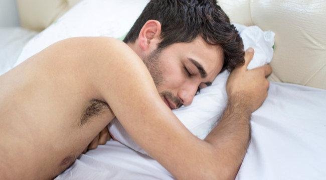 alvás pénisz