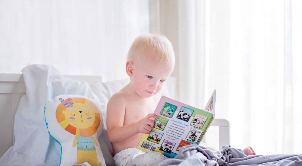 merevedés egy kétéves gyermeknél