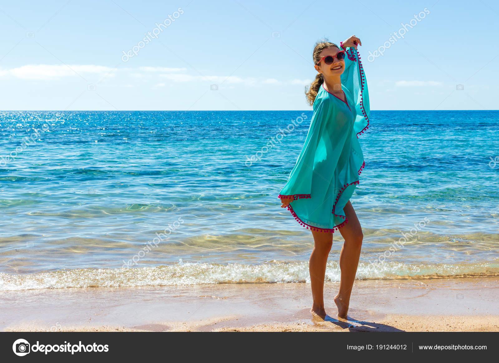 Pufók fotók a tengerparton