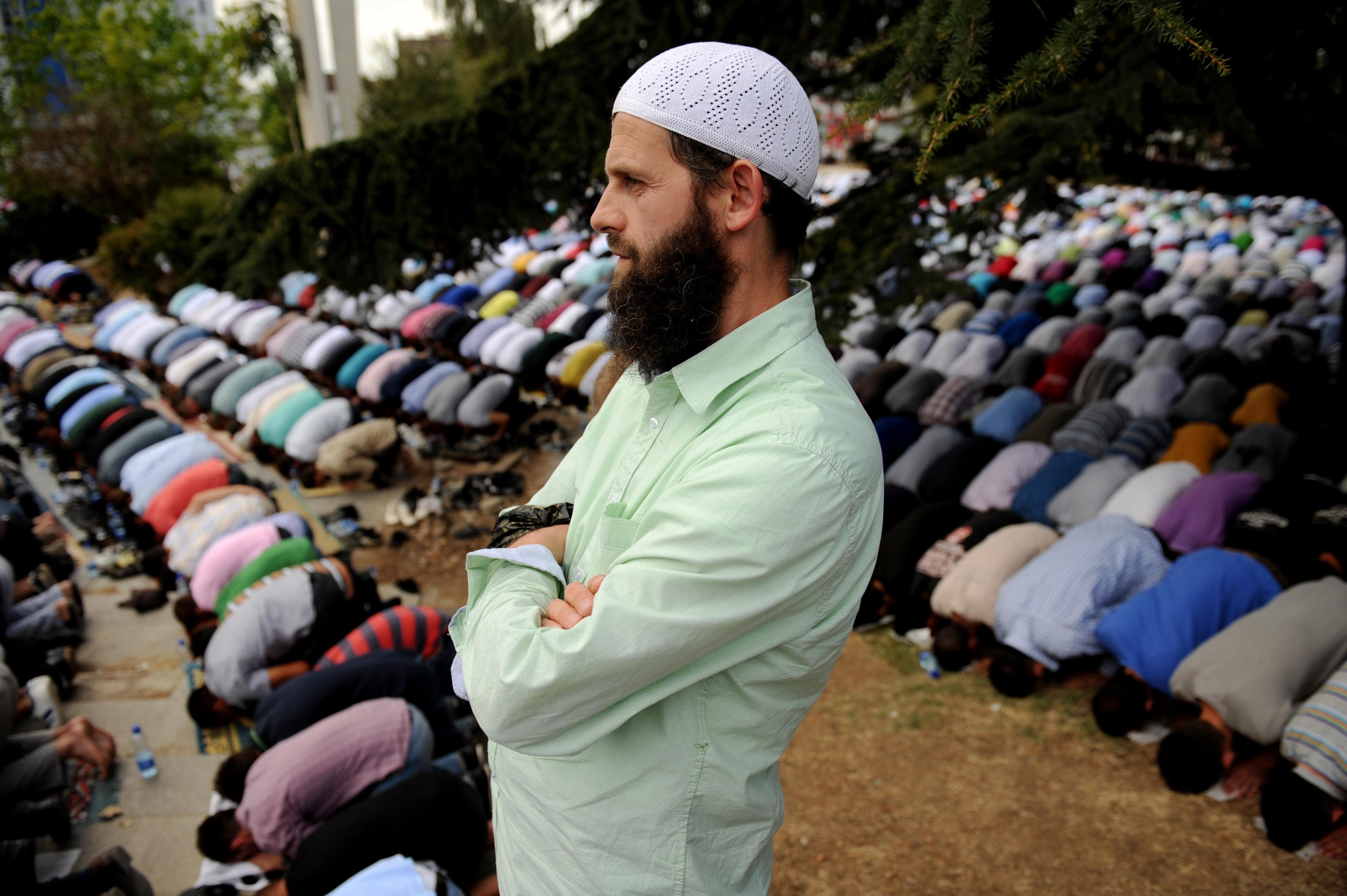 egy muszlim pénisz