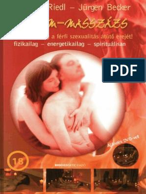 heremasszázs az erekció fokozására