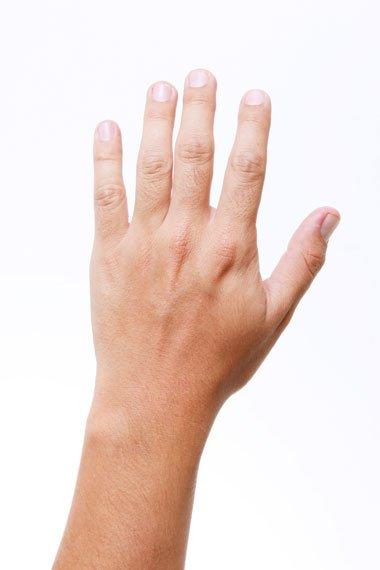 pénisz ujjak