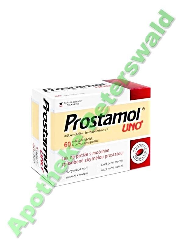 Prostamol Uno merevedésre