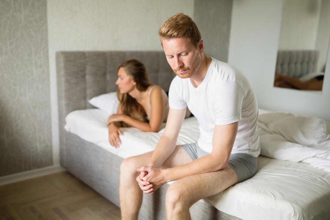 férfiaknál merevedés és nőknél